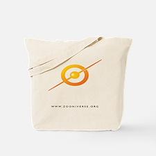 ZOONIVERSE shirt back WHITE Tote Bag