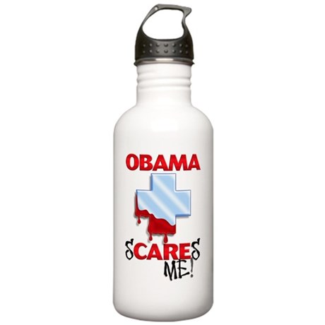 ObamaSCare Stainless Water Bottle 1.0L