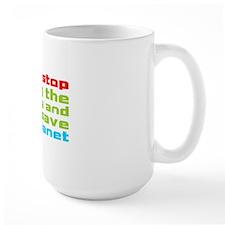 Help Planet Mug