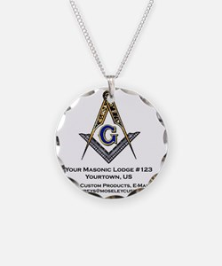 Custom Lodge Products copy Necklace