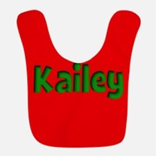 Kailey Red and Green Bib