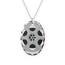 Movie Reel Necklace
