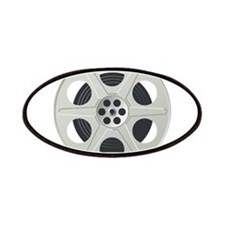 Movie Reel Patches