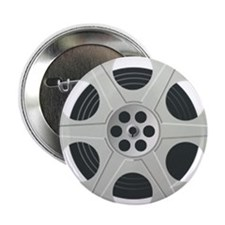 "Movie Reel 2.25"" Button (100 pack)"