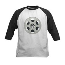Movie Reel Baseball Jersey