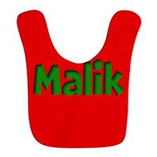Malik Red and Green Bib