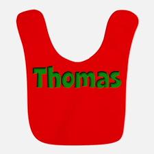 Thomas Red and Green Bib