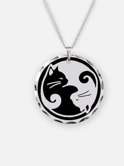 yin-yang-cats Necklace