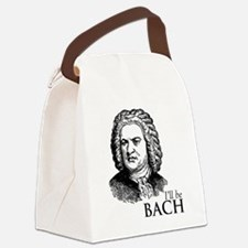ill_be-bach Canvas Lunch Bag