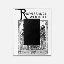 ren_woman Picture Frame