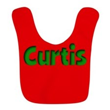 Curtis Red and Green Bib