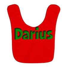 Darius Red and Green Bib