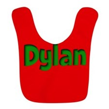 Dylan Red and Green Bib