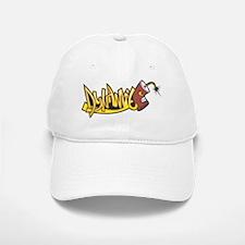 "Graffiti ""Dynamite"" Design Baseball Baseball Cap"