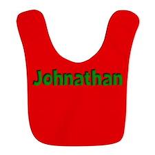 Johnathan Red and Green Bib