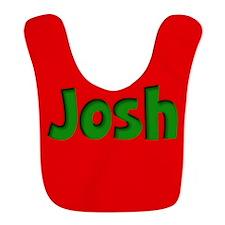 Josh Red and Green Bib
