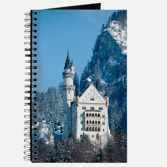 Neuschwanstein Portrait Journal