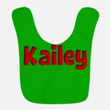 Kailey Green and Red Bib