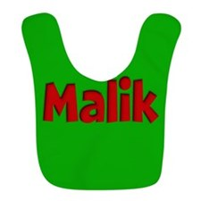 Malik Green and Red Bib