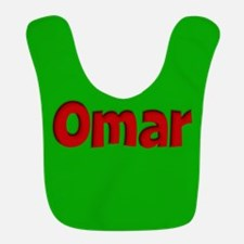 Omar Green and Red Bib