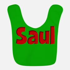 Saul Green and Red Bib