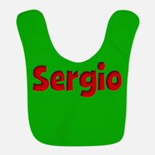 Sergio Green and Red Bib