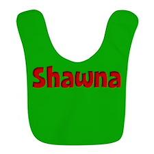 Shawna Green and Red Bib