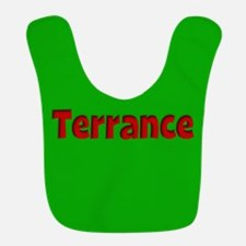 Terrance Green and Red Bib