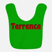 Terrence Green and Red Bib