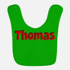 Thomas Green and Red Bib