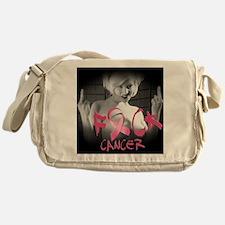 F-Cancer Messenger Bag