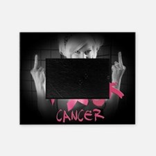 F-Cancer Picture Frame