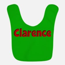 Clarence Green and Red Bib