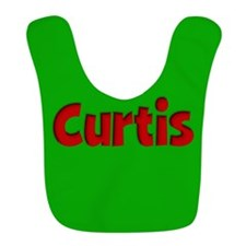 Curtis Green and Red Bib