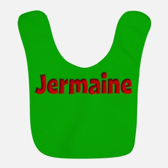 Jermaine Green and Red Bib