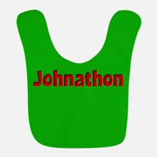 Johnathon Green and Red Bib