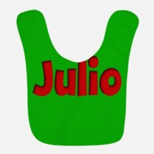 Julio Green and Red Bib