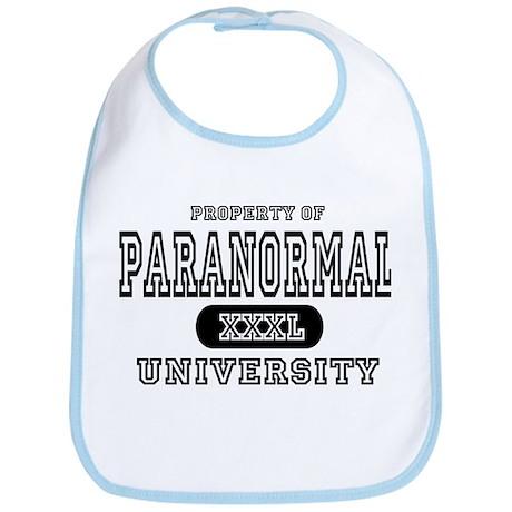 Paranormal University Bib