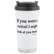 cocktaillook_sq Travel Coffee Mug
