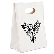 pheonix Canvas Lunch Tote