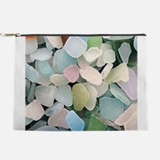 Sea glass Makeup Pouch