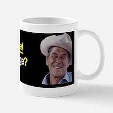 Ronald Reagan - Remember real hope and  Mug
