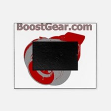 BoostGear - Gray Turbo - Gray Letter Picture Frame