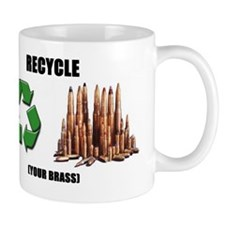 Recyclebrass10x10_apparel_F Mug
