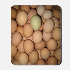 Eggs Mousepad