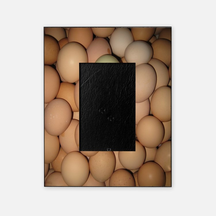 Eggs Picture Frame