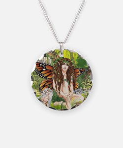 Terra-Daughter of Gaia Faeri Necklace