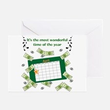 Income Tax Time Greeting Cards (Pk of 10)
