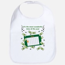 Income Tax Time Bib