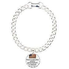 Reagan - Man is Not Free Bracelet
